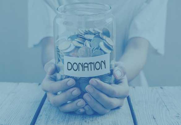 Blockchain Donation Services