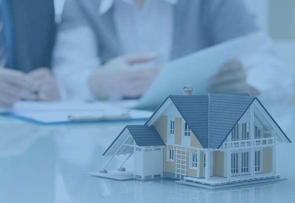 Blockchain real estate services