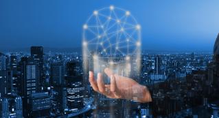 blockchain solution image