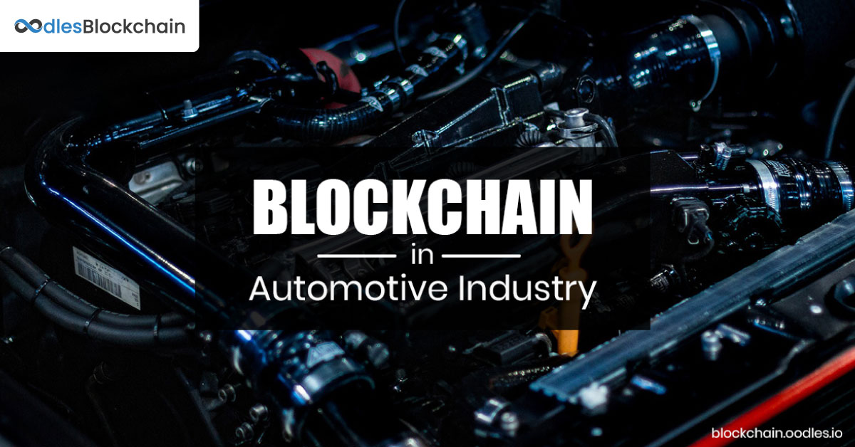 Blockchain in Automotive