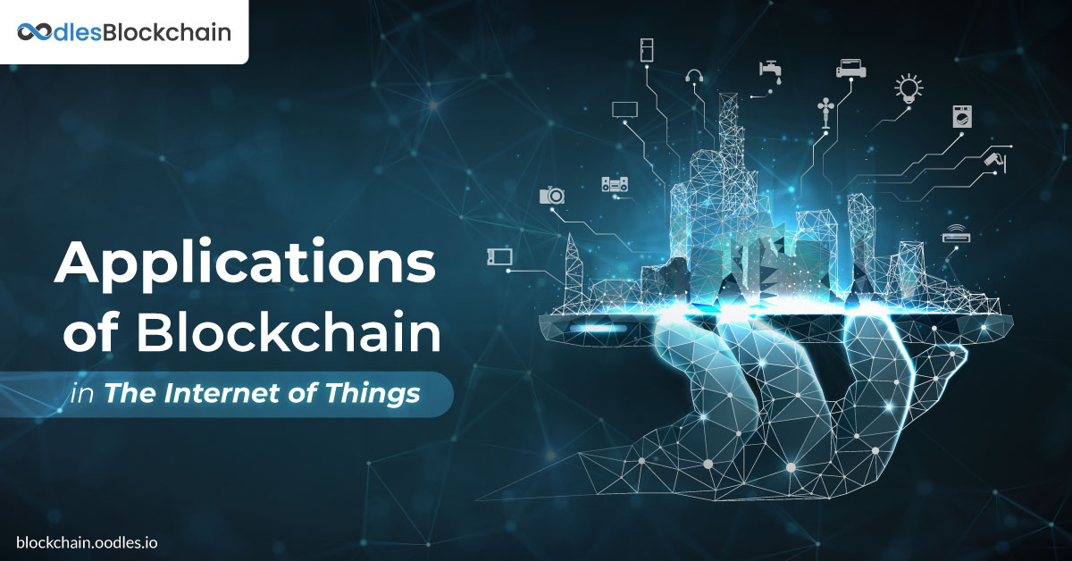 blockchain applications in the internet of things