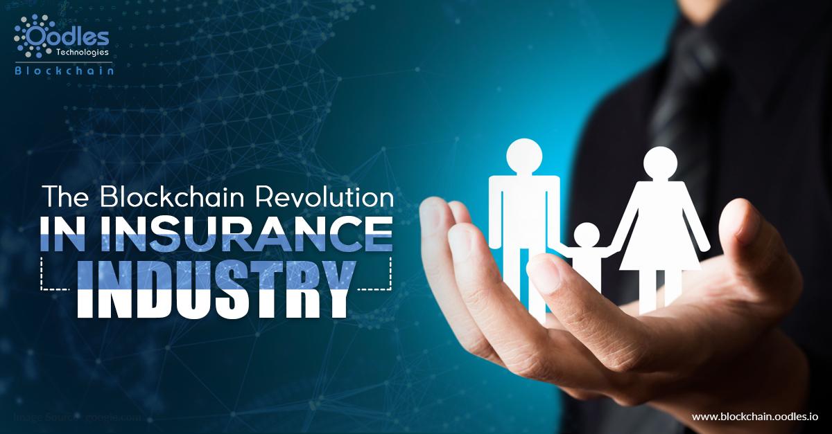 Blockchain technology in insurance