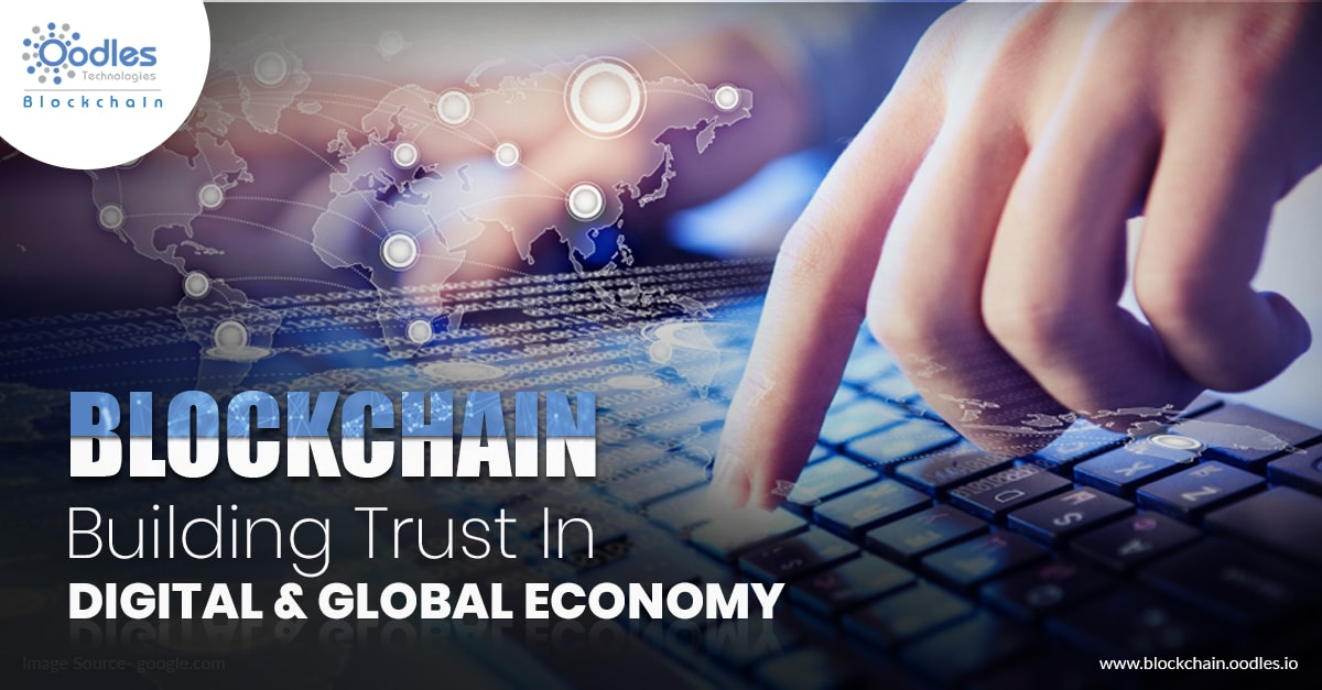 blockchain decentralized for trust economy