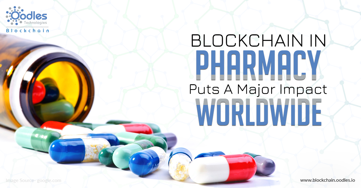 The use of Blockchain and supply chain in pharmacy