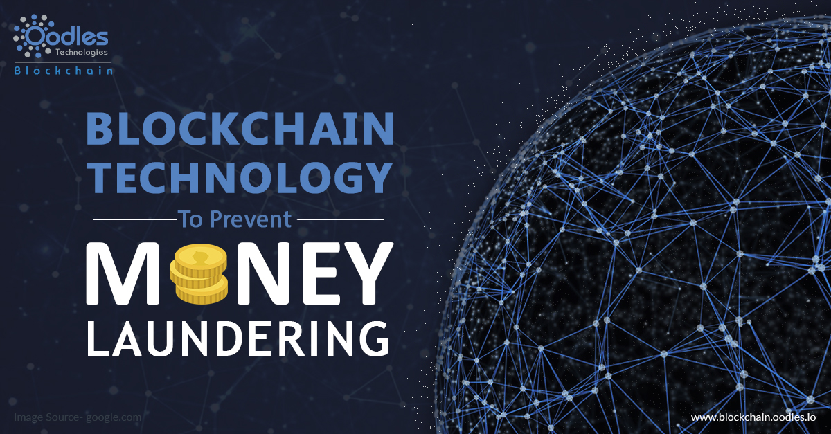 Blockchain To Fight Money Laundering