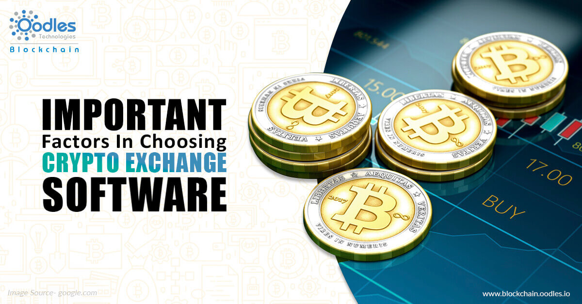 Choosing Cryptocurrency exchange platform