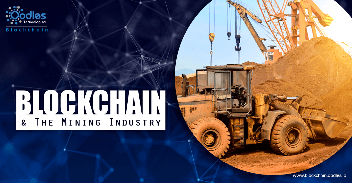 Blockchain for Mining industry