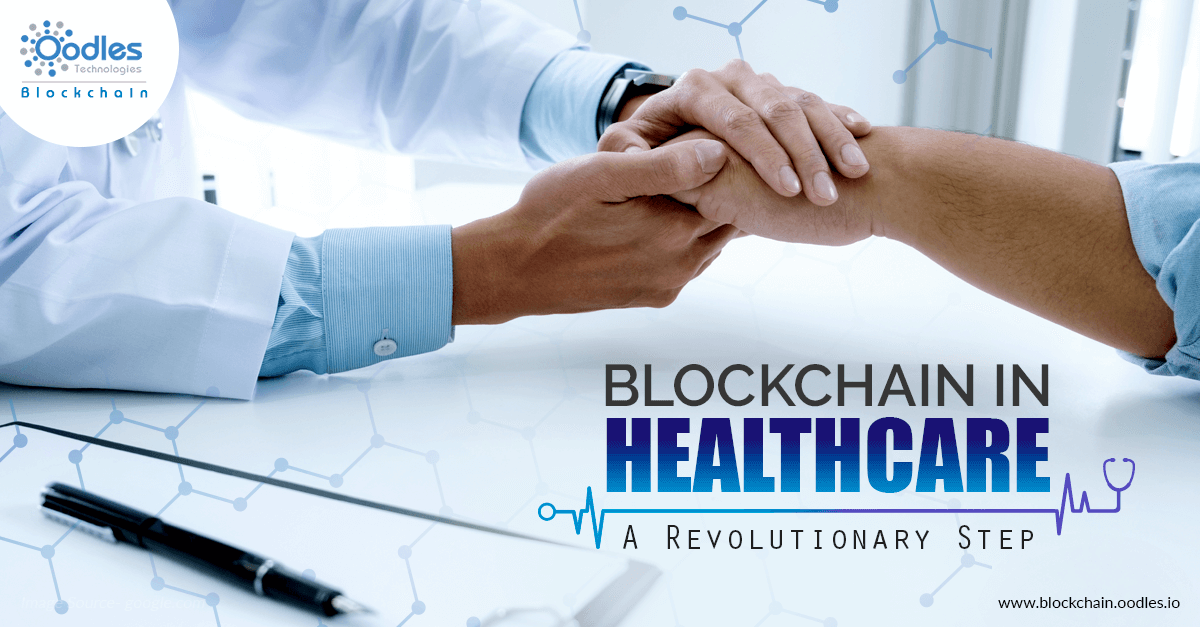 Blockchain revolution in healthcare sector