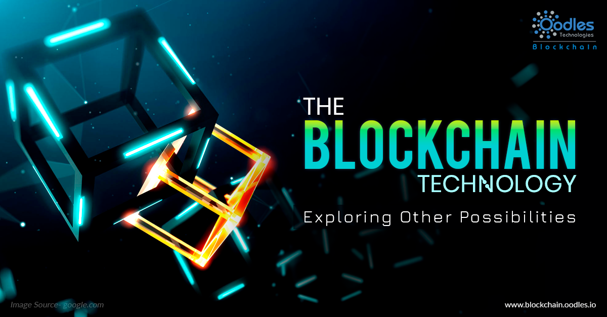 the blockchain technology