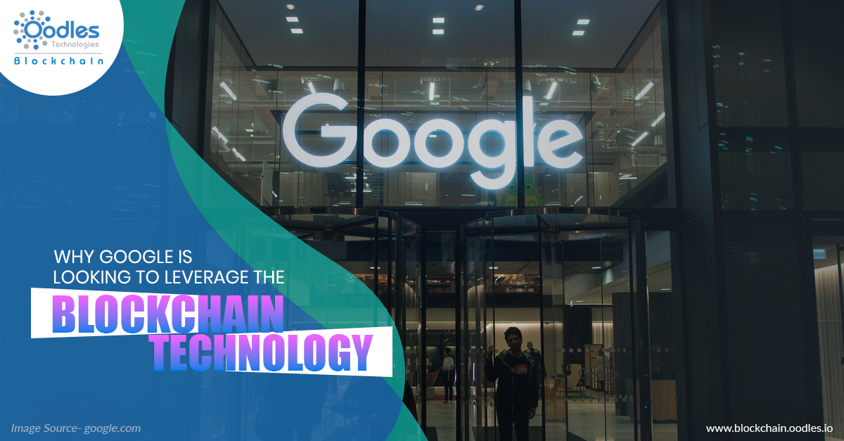 google embraces blockchain
