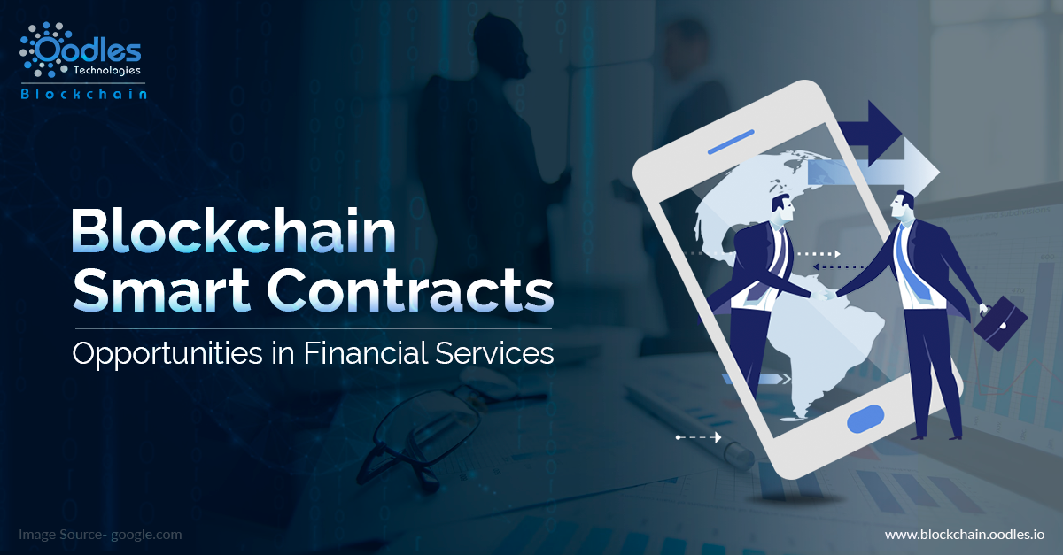 blockchain and smart contract in finance