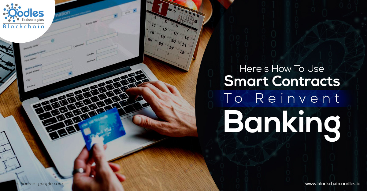 smart contracts in banking