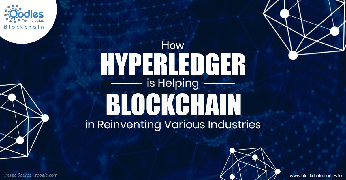 Hyperledger blockchain solutions