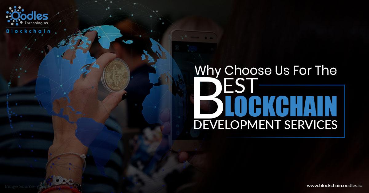best blockchain development services