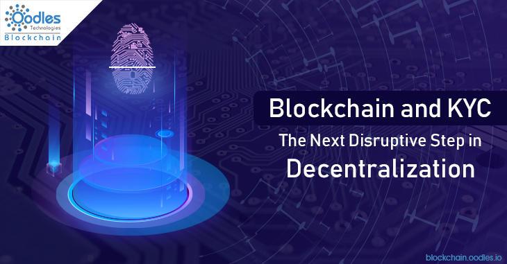 Blockchain and KYC