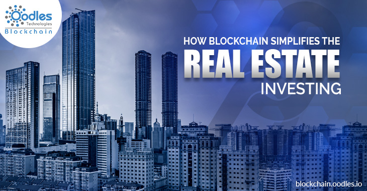 Blockchain For real estate investing