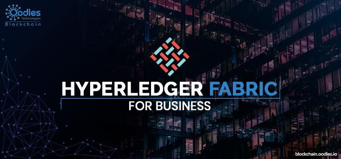 hyperledger fabric for business
