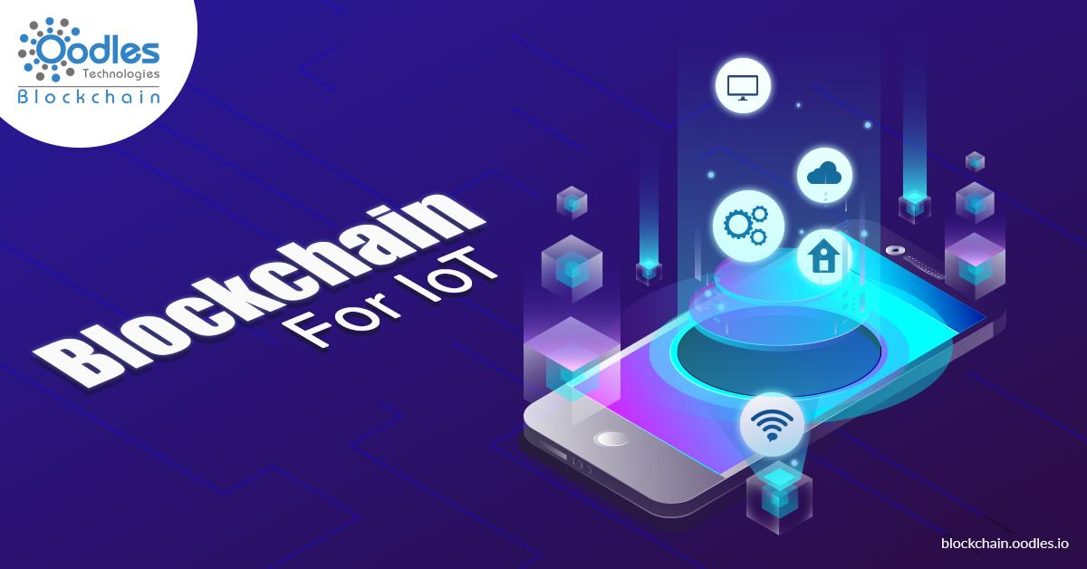 iot in blockchain