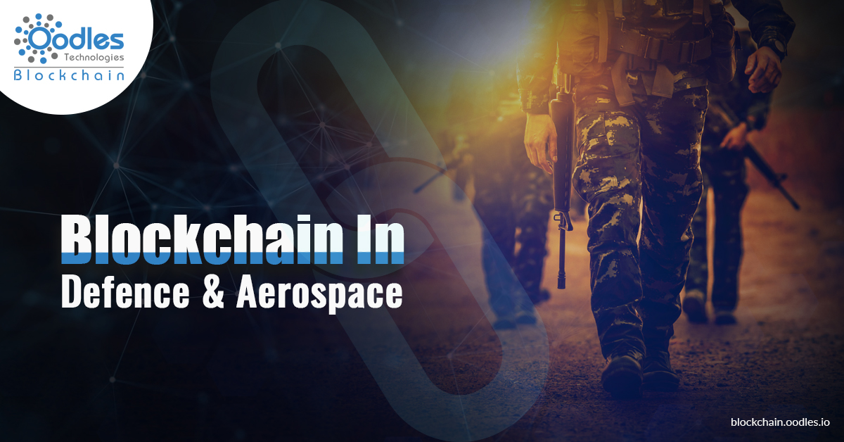 Blockchain in Defense and Aerospace