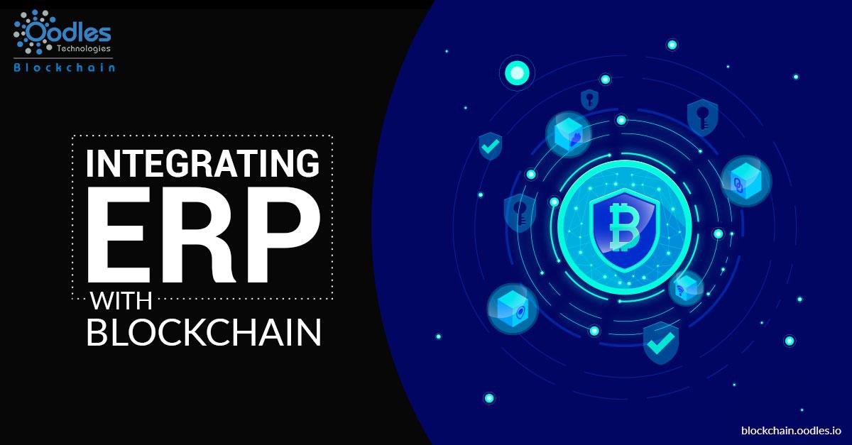 Blockchain ERP integration