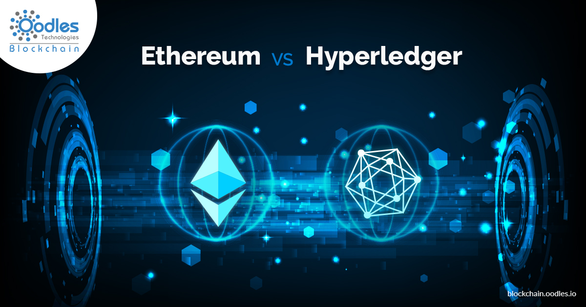 Ethereum vs Hyperledger