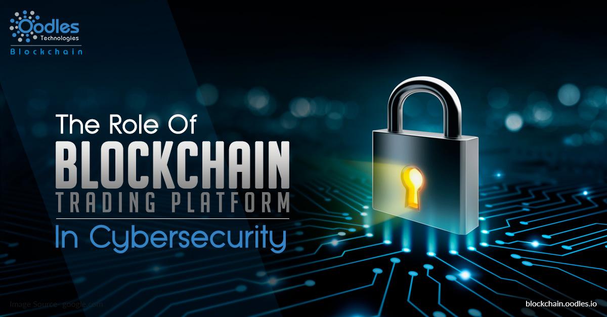 blockchain trading platform