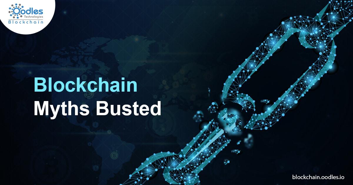blockchain myths busted