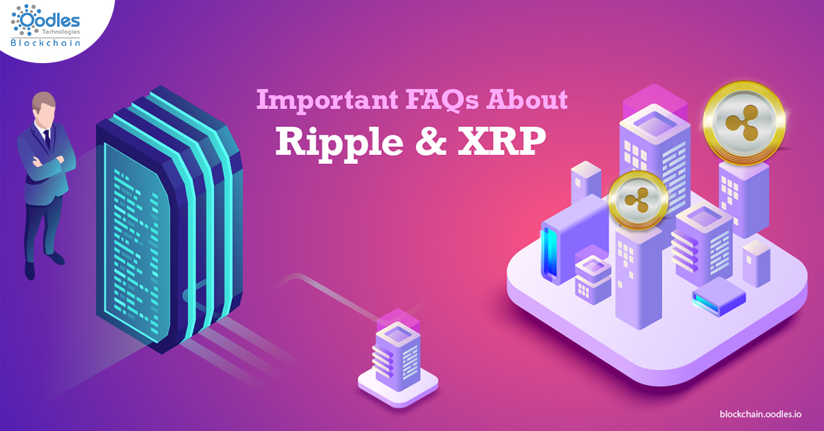 Ripple and The XRP ledger