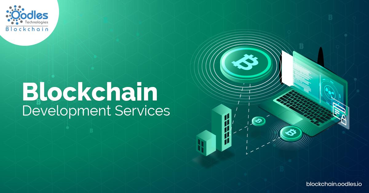 blockchain development service benefits