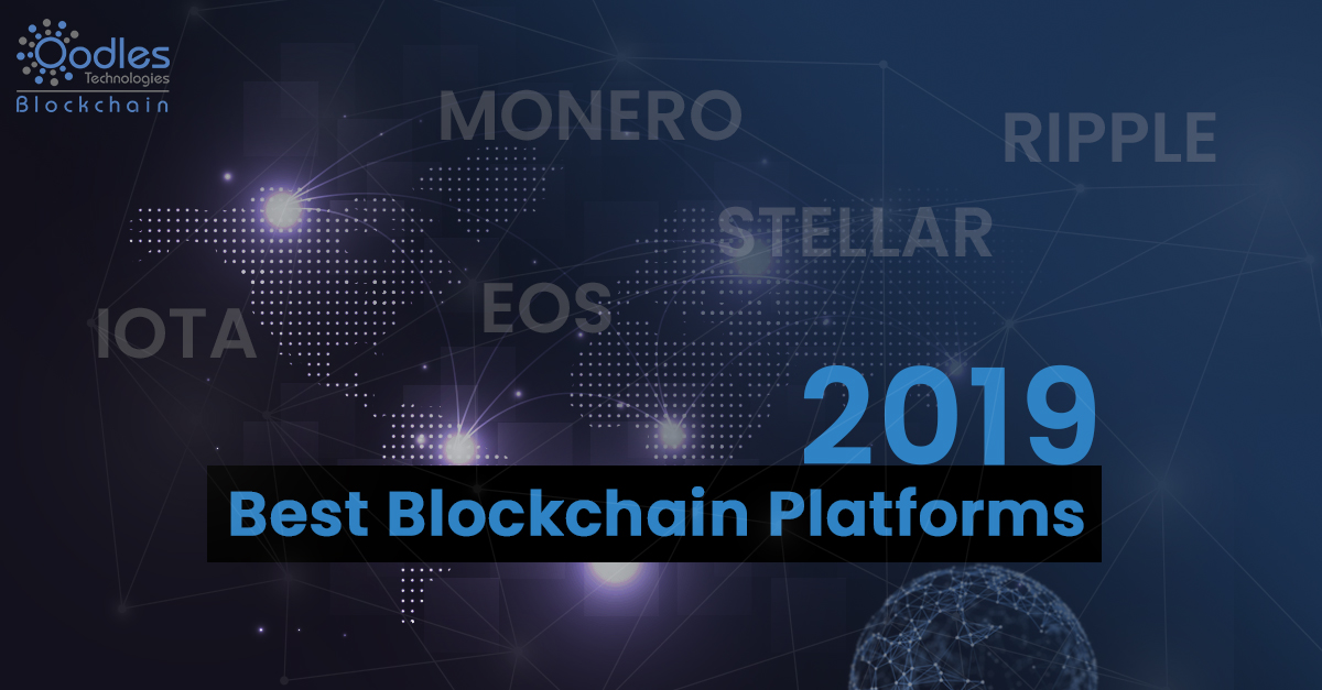 Best Blockchain Platforms for 2019
