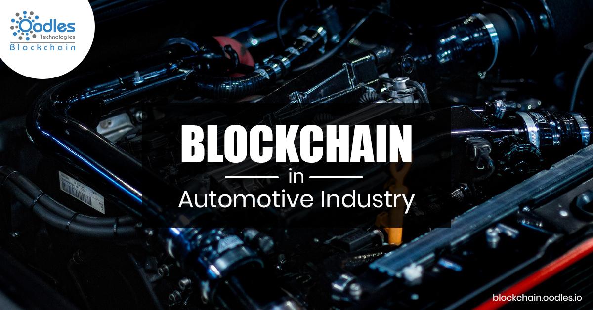 blockchain based automotive solutions
