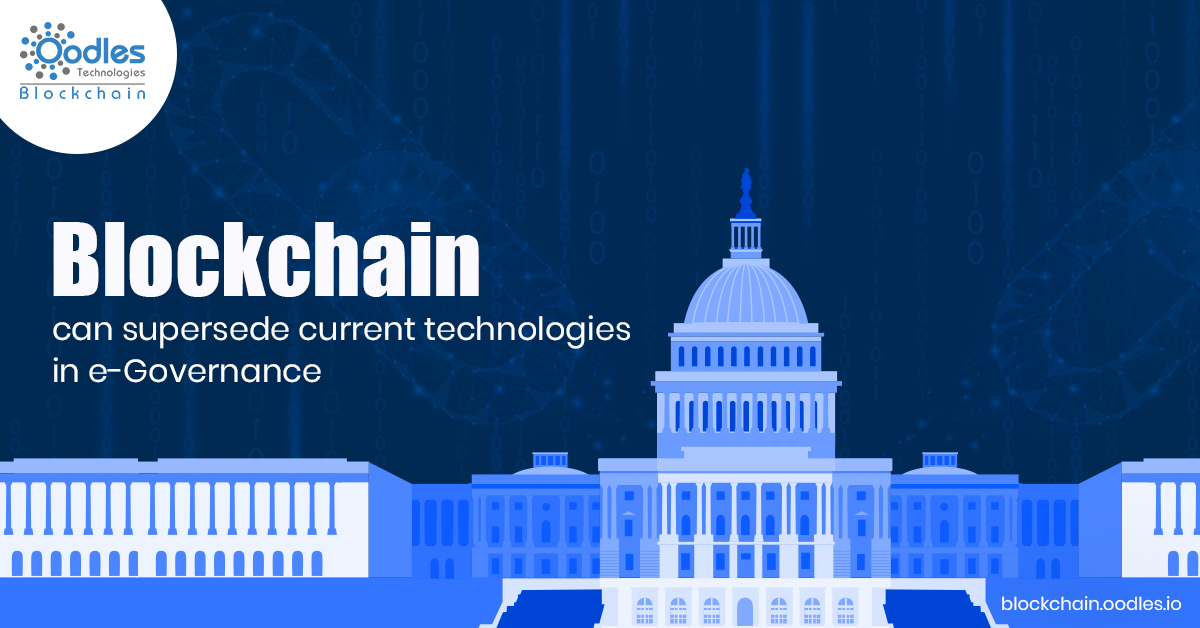 blockchain technology in governance