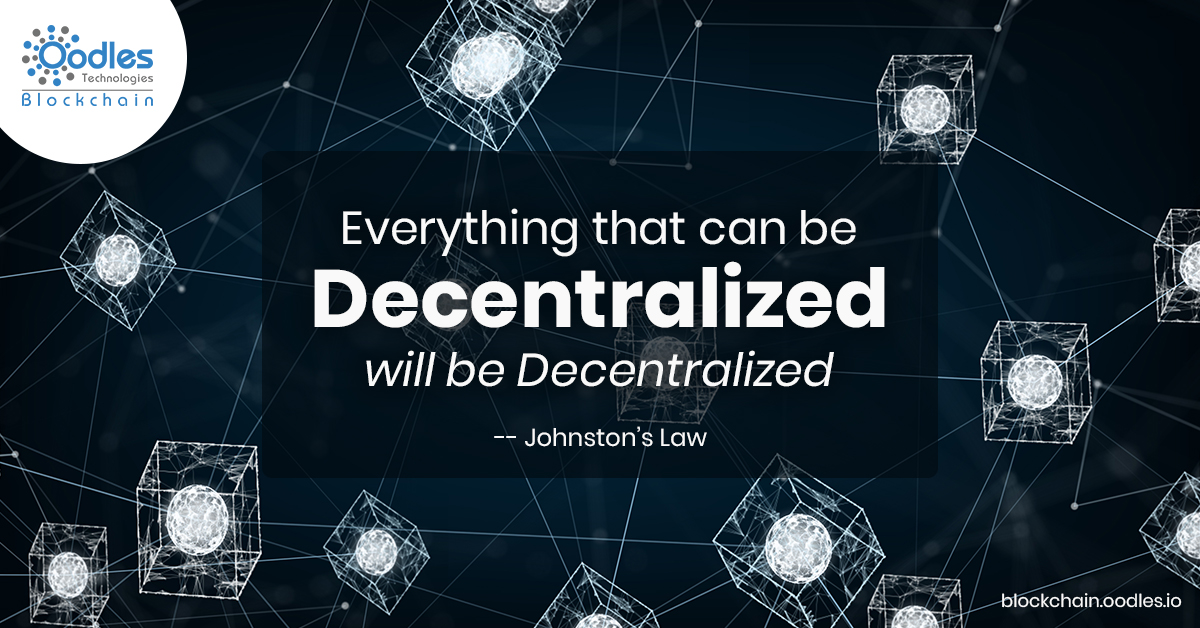 decentralized mobile app development