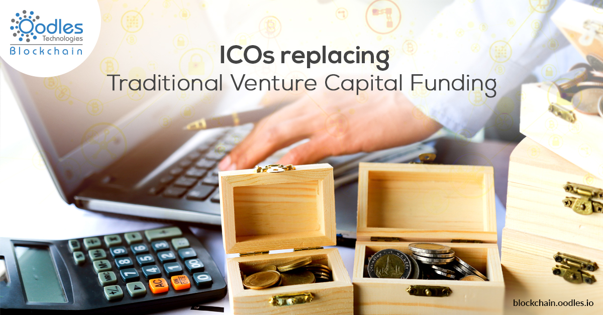 ICO campaigns s-replacing-Traditional-Venture-Capital-Funding