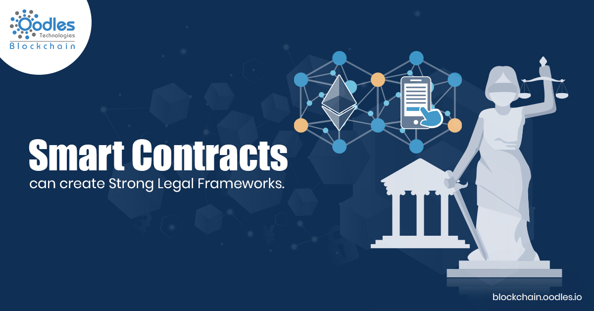 smart contracts blockchains