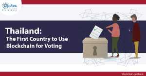 Blockchain Based Voting in Thailand