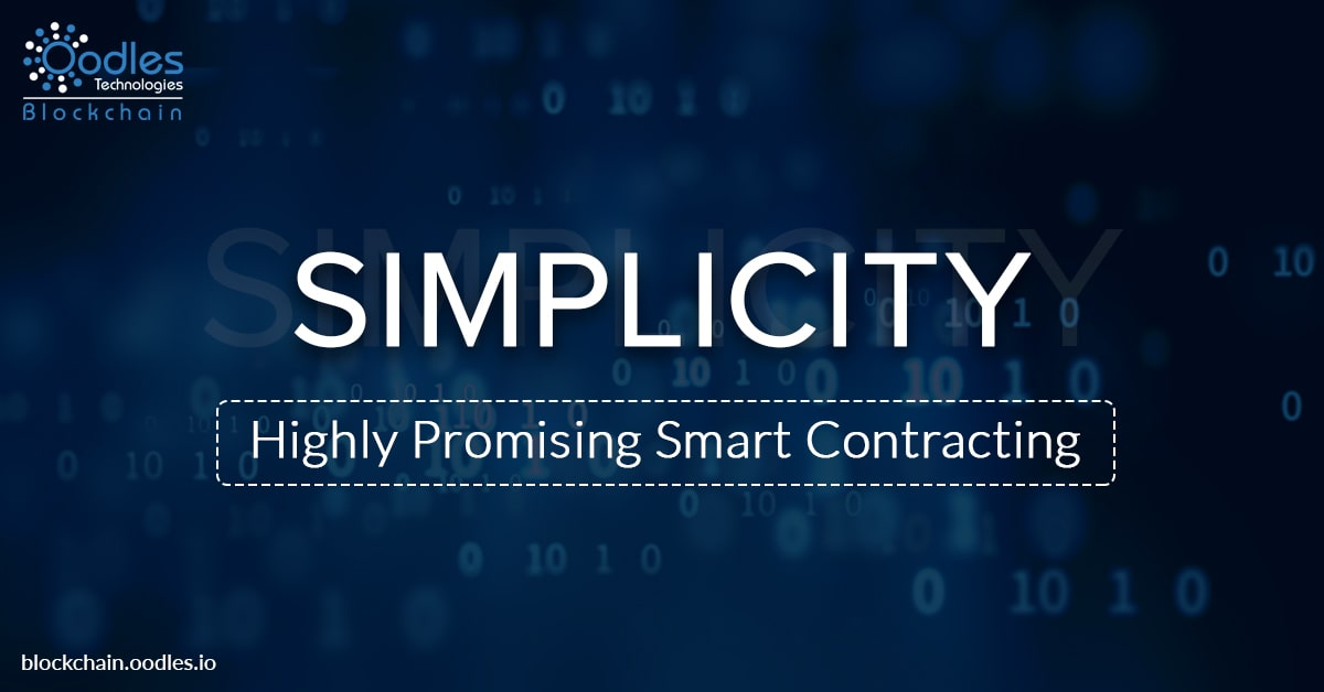 Simplicity: Highly Promising Smart Contracting
