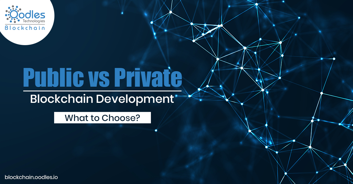 Public and Private Blockchain