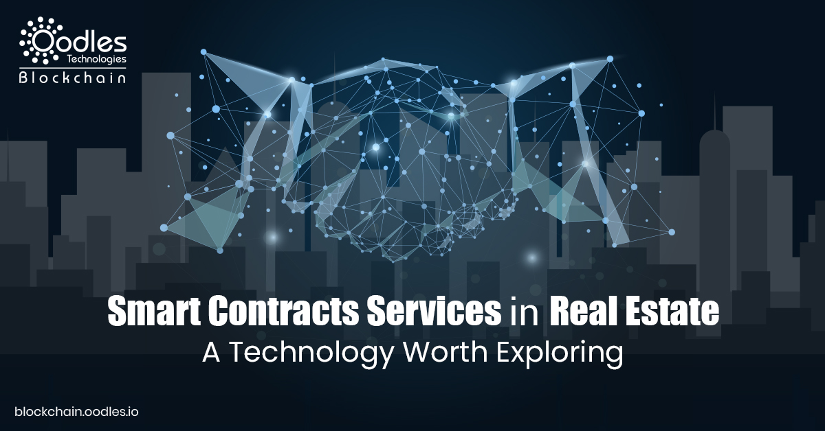 blockchain based smart contracts in real estate