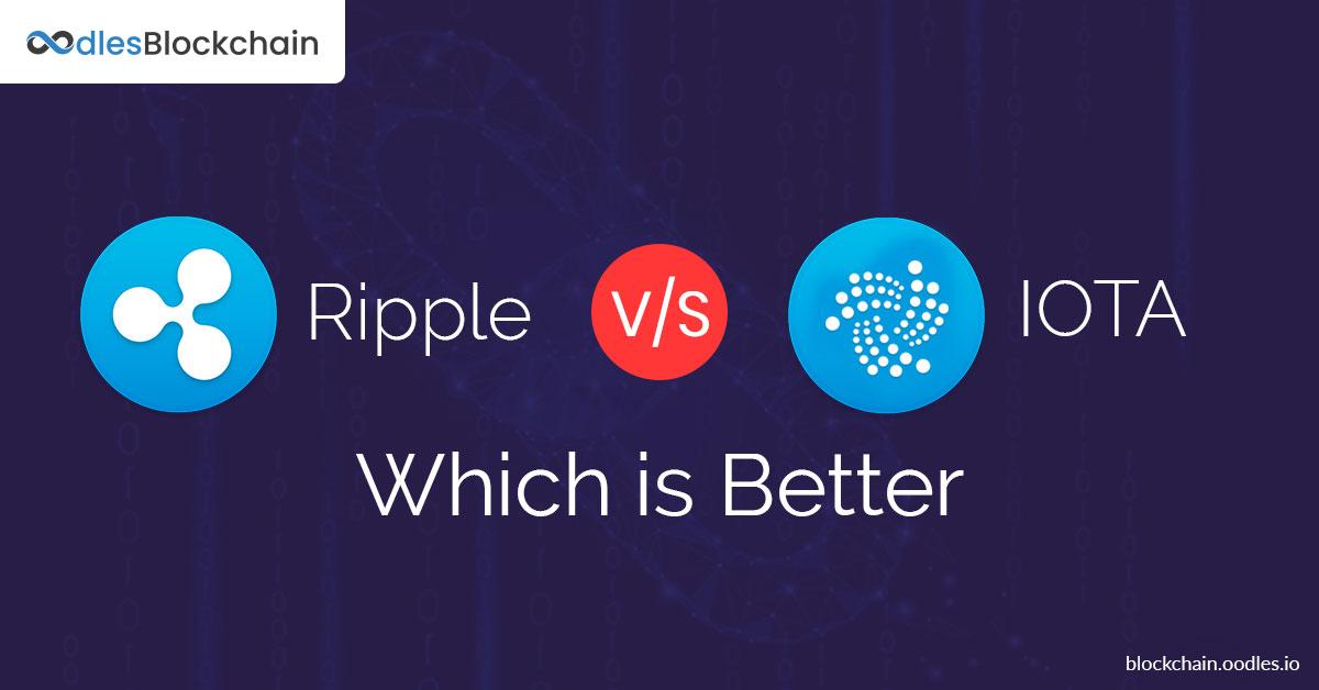 ripple vs iota