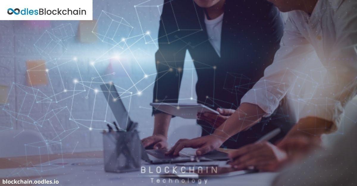 develop a startup with blockchain