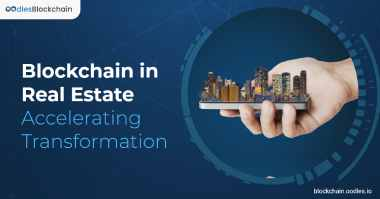 blockchain real estate applications