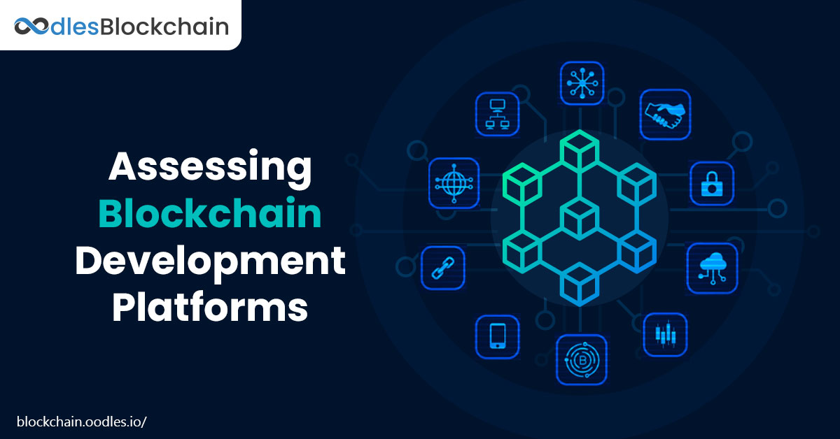 blockchain app development platforms