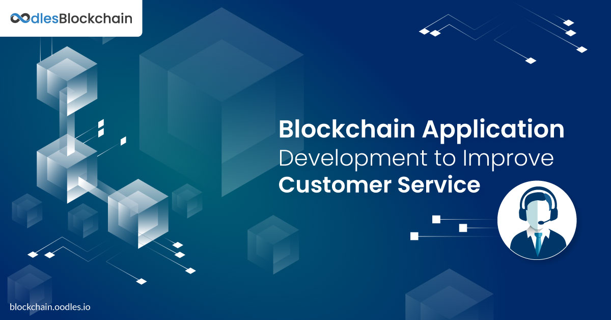 blockchain in customer service
