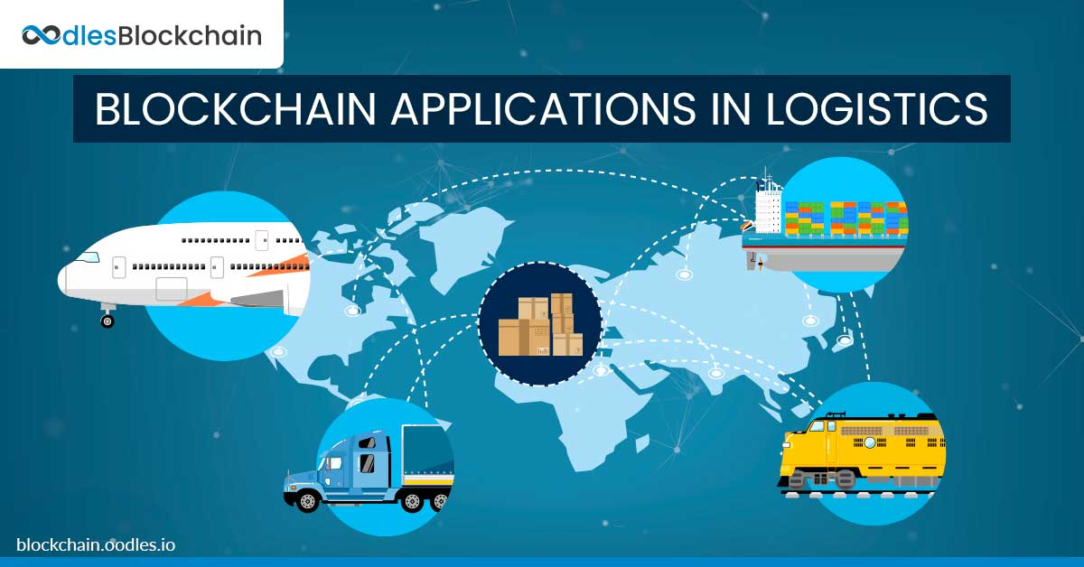 blockchain applications in logistics