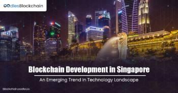 Blockchain Development in Singapore