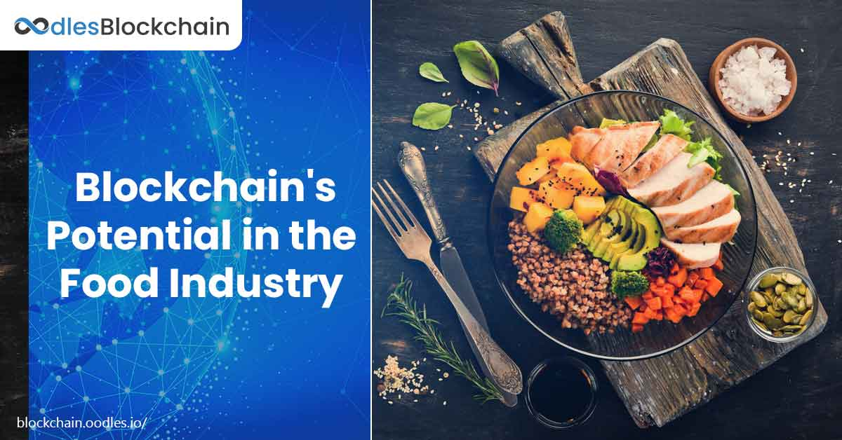 blockchain food industry solutions