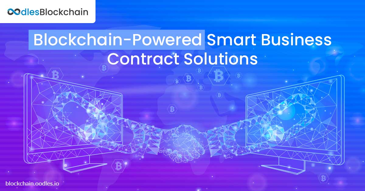 smart contract solutions