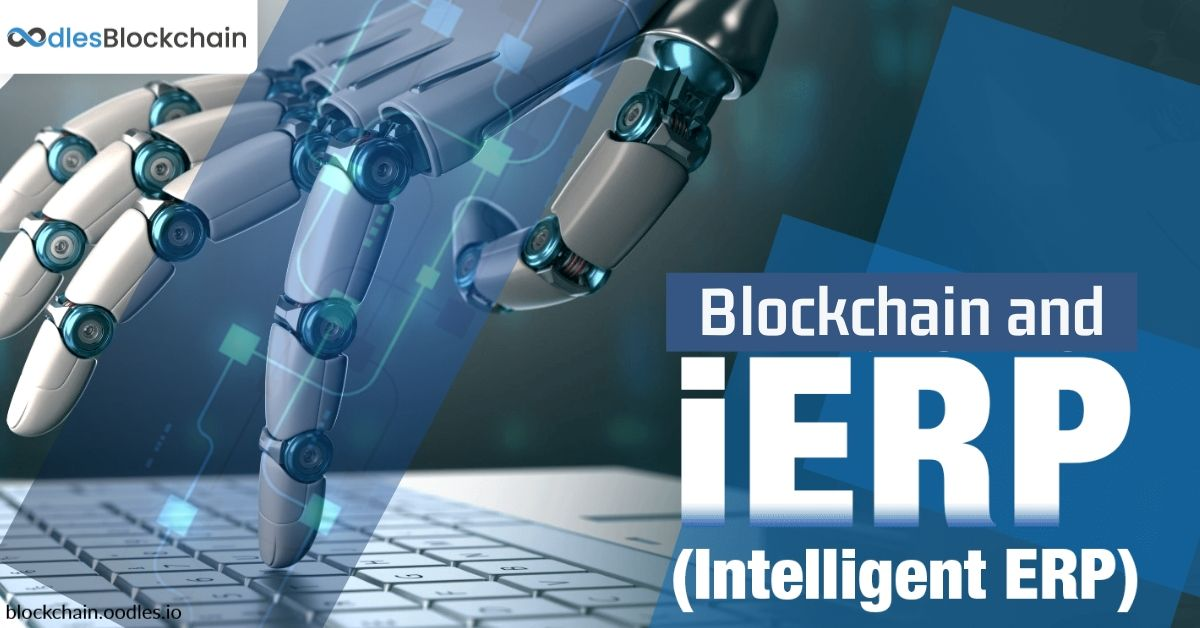 iERP solutions blockchain