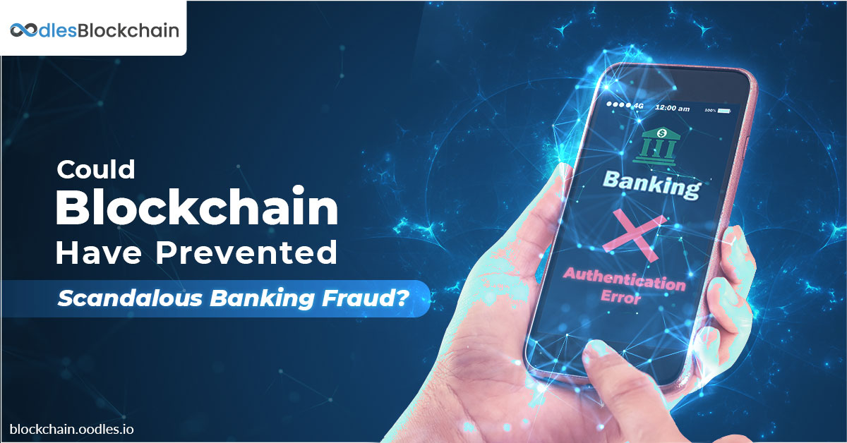 Blockchain Banking Fraud
